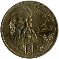 Moneda > 10francs, 1984 - França  (200è aniversari - Naixement de François Rude) - obverse