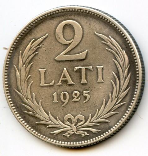 2лати1926 цена боковая поверхность монеты