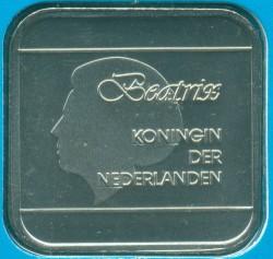 Münze > 5Florin, 1995-2005 - Aruba  - obverse
