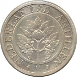 Moneda > 1centavo, 1989-2016 - Antillas Holandesas  - obverse