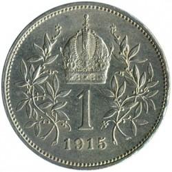 سکه > 1کرونا, 1912-1916 - اتریش   - reverse