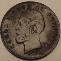Pièce > 2bani, 1882 - Roumanie  - obverse