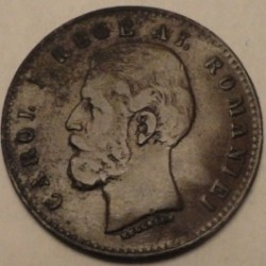 Pièce > 2bani, 1882 - Roumanie  - reverse