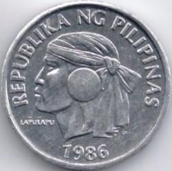 Mynt > 1sentimo, 1983-1993 - Filippinene  - obverse