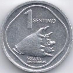 Mynt > 1sentimo, 1983-1993 - Filippinene  - reverse