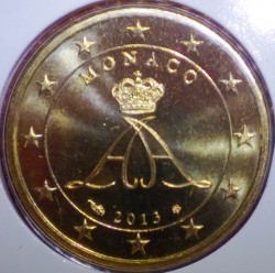 Monēta > 10centu, 2009-2017 - Monako  - reverse