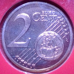 Monēta > 2eurocent, 2006-2017 - Monako  - obverse