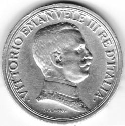 Moneta > 2liros, 1914-1917 - Italija  - reverse