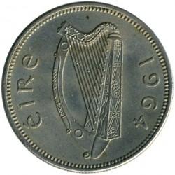 Монета > 1шиллинг, 1951-1968 - Ирландия  - obverse