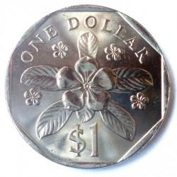 Moneta > 1dollaro, 1985-1986 - Singapore  - reverse