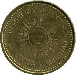 Moneta > 5sentavai, 2006-2011 - Argentina  - reverse
