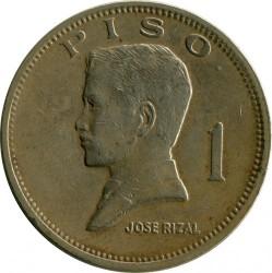 Moneta > 1peso, 1972-1974 - Filipiny  - reverse