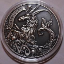 Moneta > 1rubel, 2014 - Białoruś  (Znaki zodiaku - Koziorożec) - reverse