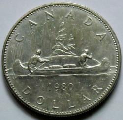 Монета > 1долар, 1978-1987 - Канада  - reverse