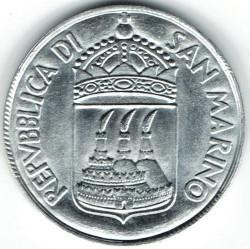 العملة > 1ليرة, 1973 - سان مارينو  - reverse