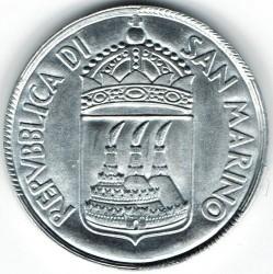 Монета > 5лір, 1973 - Сан-Марино  - reverse