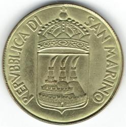 العملة > 20ليرة, 1973 - سان مارينو  - reverse