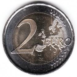 Coin > 2euro, 2014-2015 - Andorra  - reverse