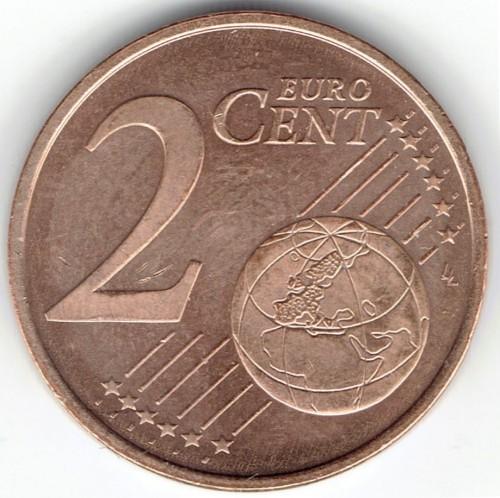 2 Eurocent 2011 2018 Estland Münzen Wert Ucoinnet