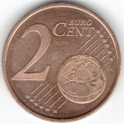 Монета > 2цента, 2011-2018 - Естония  - reverse