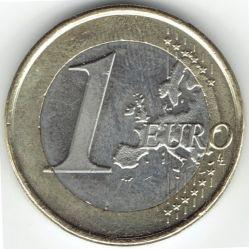 Монета > 1евро, 2011-2018 - Естония  - reverse