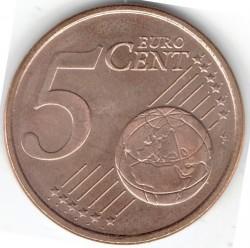 Coin > 5eurocent, 2008-2018 - Malta  - reverse