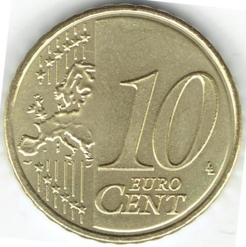 10 cent malta 2008