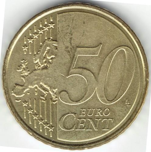 50 Eurocent 2008 2018 Malta Münzen Wert Ucoinnet