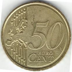 錢幣 > 50eurocent, 2008-2018 - 馬爾他  - reverse
