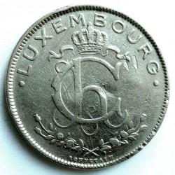 錢幣 > 2法郎, 1924 - 盧森堡  - obverse
