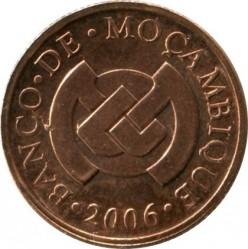 Moneta > 1centavo, 2006 - Mozambico  - reverse