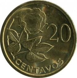 Coin > 20centavos, 2006 - Mozambique  - obverse