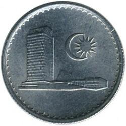 Coin > 5sen, 1967-1988 - Malaysia  - obverse