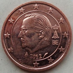 Monēta > 2centi, 2009-2013 - Beļģija  - obverse