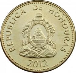 Кованица > 5центи, 2010-2014 - Хондурас  - obverse