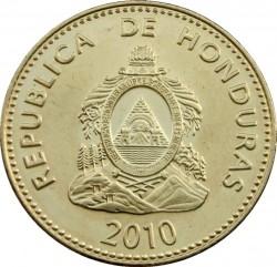 Moneta > 10centavos, 2010-2014 - Honduras  - obverse