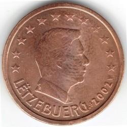 מטבע > 2סנט, 2002-2018 - לוקסמבורג  - obverse