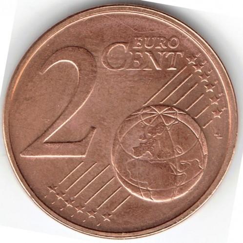 2 Eurocent 2002 2018 Luxemburg Münzen Wert Ucoinnet