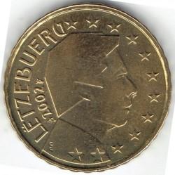 מטבע > 10סנטיורו, 2002-2006 - לוקסמבורג  - obverse