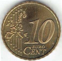 錢幣 > 10分, 2002-2006 - 盧森堡  - reverse