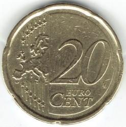 錢幣 > 20分, 2007-2018 - 盧森堡  - obverse