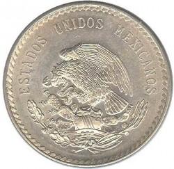 Moneda > 5pesos, 1947-1948 - México  - obverse