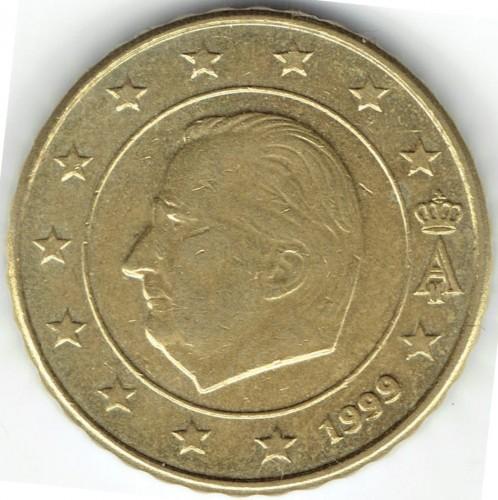 10 Eurocent 1999 2006 Belgien Münzen Wert Ucoinnet