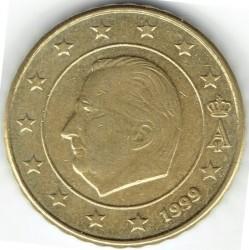 Монета > 10евроцента, 1999-2006 - Белгия  - reverse