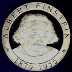Moneda > 500francos, 2000 - Togo  (Albert Einstein) - obverse