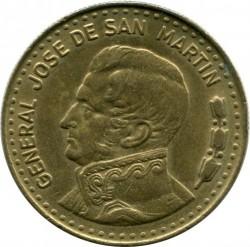Pièce > 50pesos, 1979-1980 - Argentine  - reverse