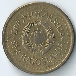 Moneta > 20para, 1990-1991 - Jugosławia  - reverse