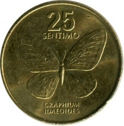 Moneta > 25sentimos, 1991-1994 - Filippine  - obverse