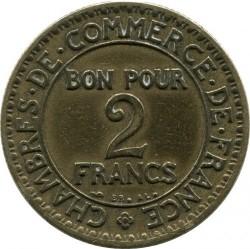 Pièce > 2francs, 1920-1927 - France  - obverse
