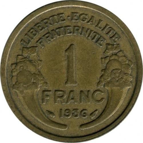1 Franken 1931 1941 Frankreich Münzen Wert Ucoinnet